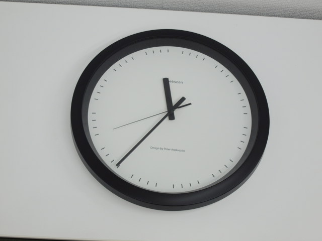�NJ|���v�@Peter Design Clock�@�N�I�[�c