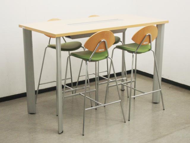 ハイテーブルも激安販売オフィス家具中古通販ならhappyハッピー